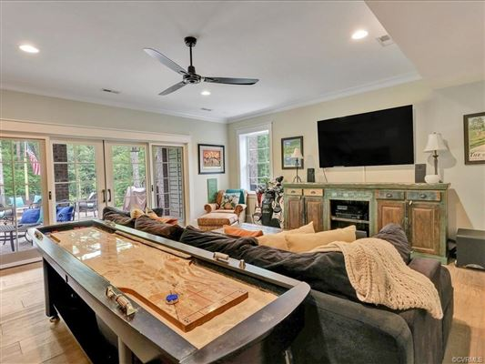 Luxury homes in luxurious Tudor style home on majestic cul-de-sac lot