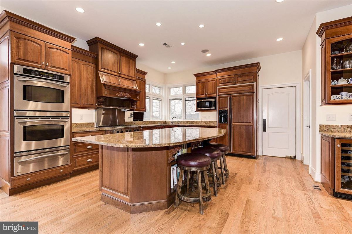 Luxury properties elegant home sited on over 38 acres