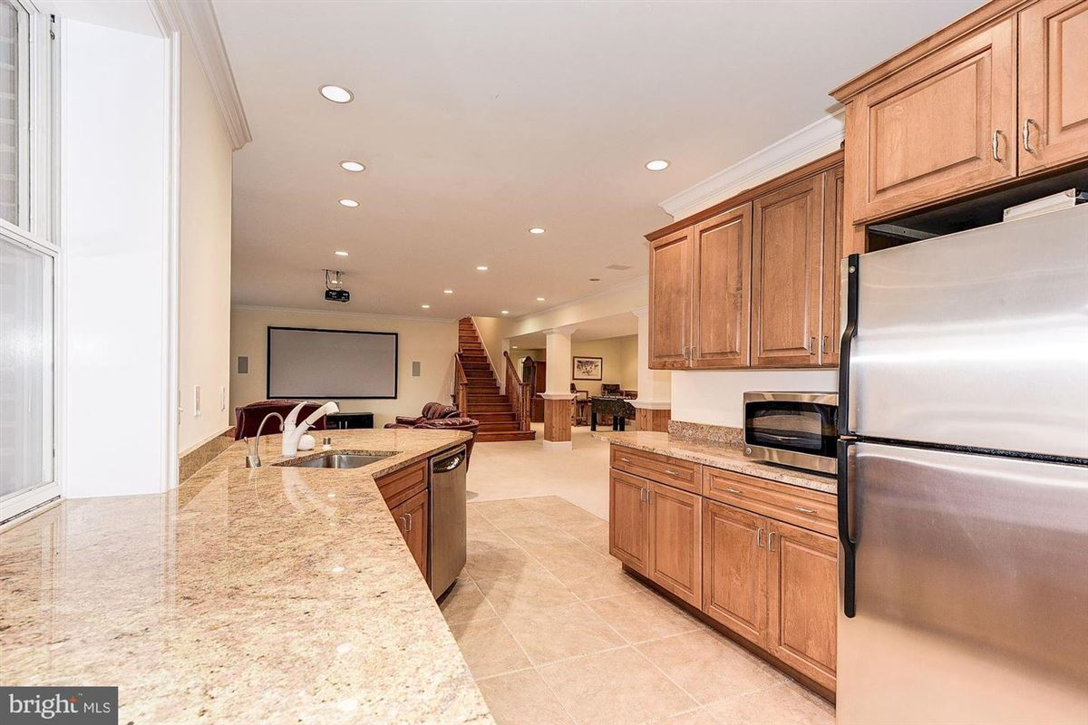 Luxury real estate elegant home sited on over 38 acres