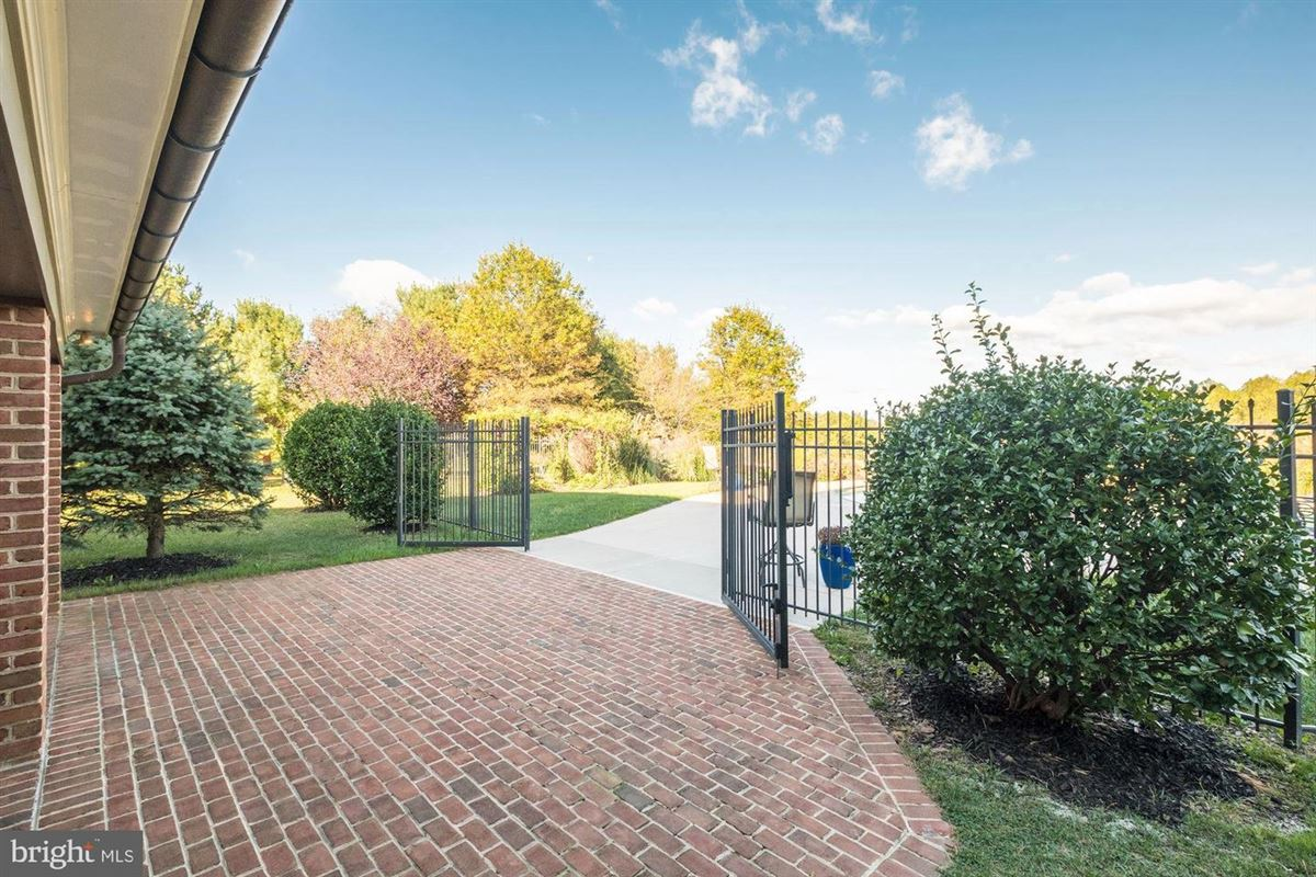 Luxury homes in elegant home sited on over 38 acres