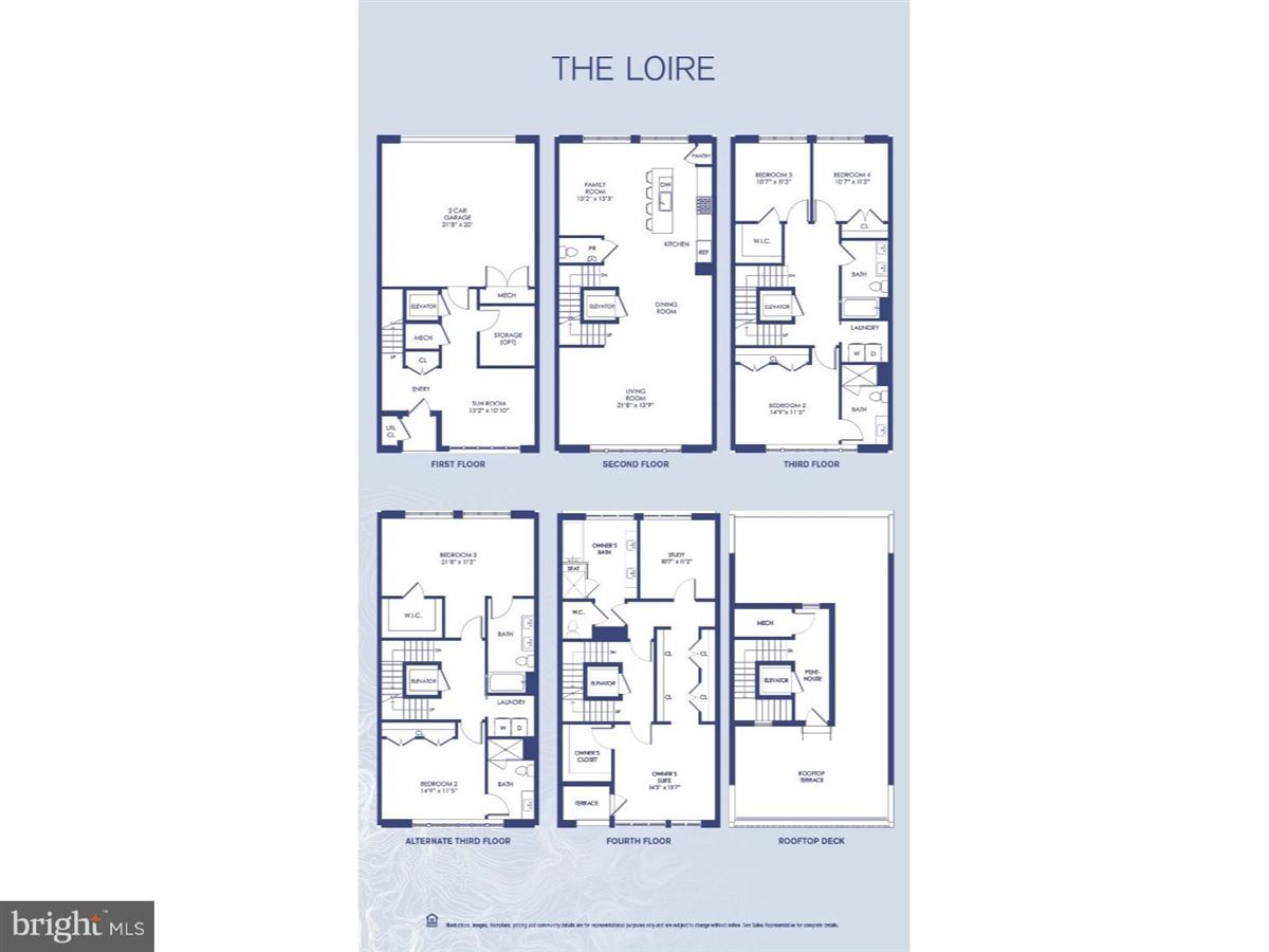 The Locks - urban style townhomes luxury homes