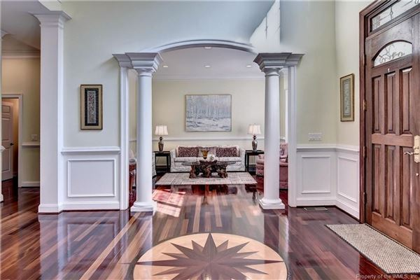 Luxury homes meticulously designed, well built custom home
