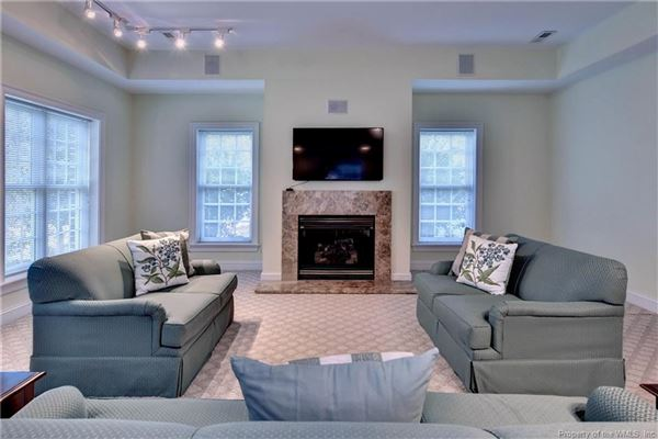 Luxury homes in meticulously designed, well built custom home