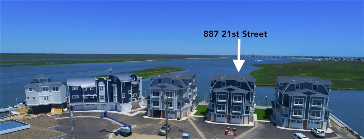 Waterfront Paradise In Avalon New Jersey Luxury Homes Mansions For Sale Luxury Portfolio