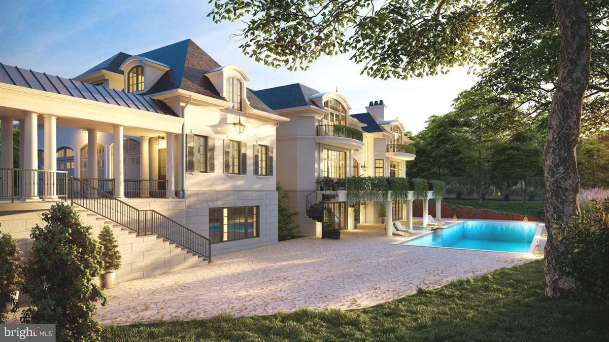 exquisite estate to be built in Ballantrae Farms mansions