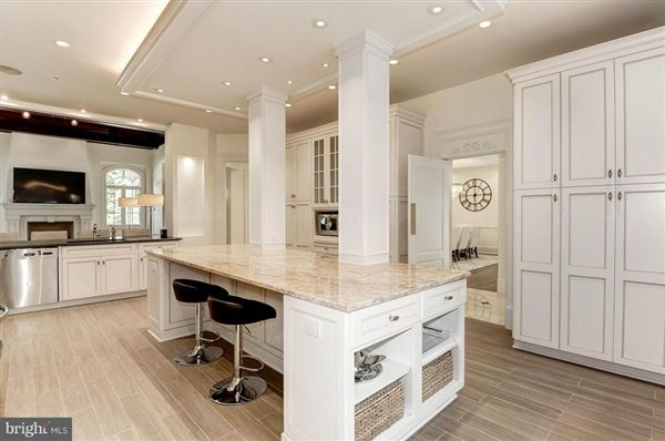 Luxury real estate Gorgeous home offers a pool and envious wine room