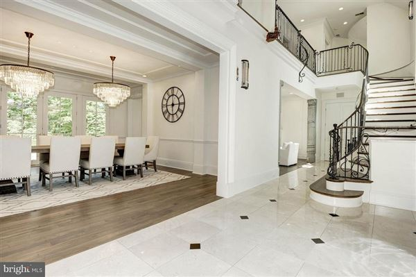 Gorgeous home offers a pool and envious wine room mansions