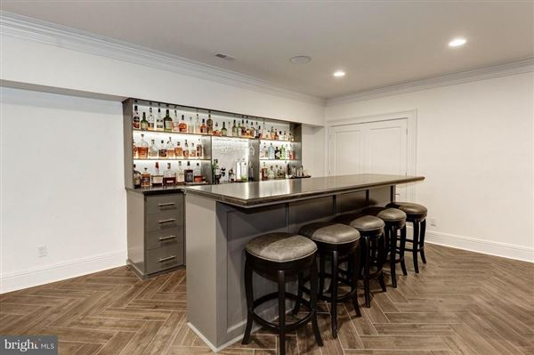 Gorgeous home offers a pool and envious wine room luxury real estate