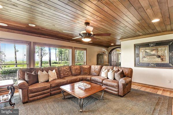 Luxury homes in Completely remodeled luxury waterfront on 50 acres