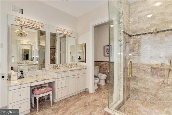 a spectacular custom home in Edgemoor luxury real estate