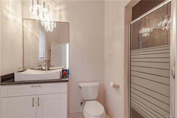 Mansions unique open-concept custom home