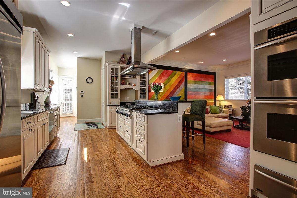Luxury real estate one of Bethesdas premiere neighborhoods