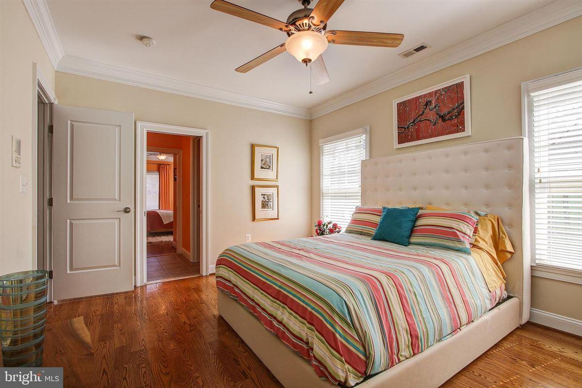 Luxury properties one of Bethesdas premiere neighborhoods