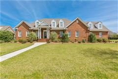 Luxury homes in amazingly built all brick custom home
