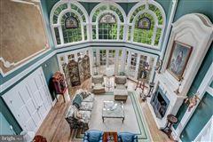 Mansions in Exquisite Georgian Manor on five-plus acres