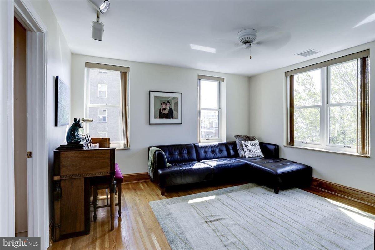 coveted apartment in prestigious Kalorama luxury homes