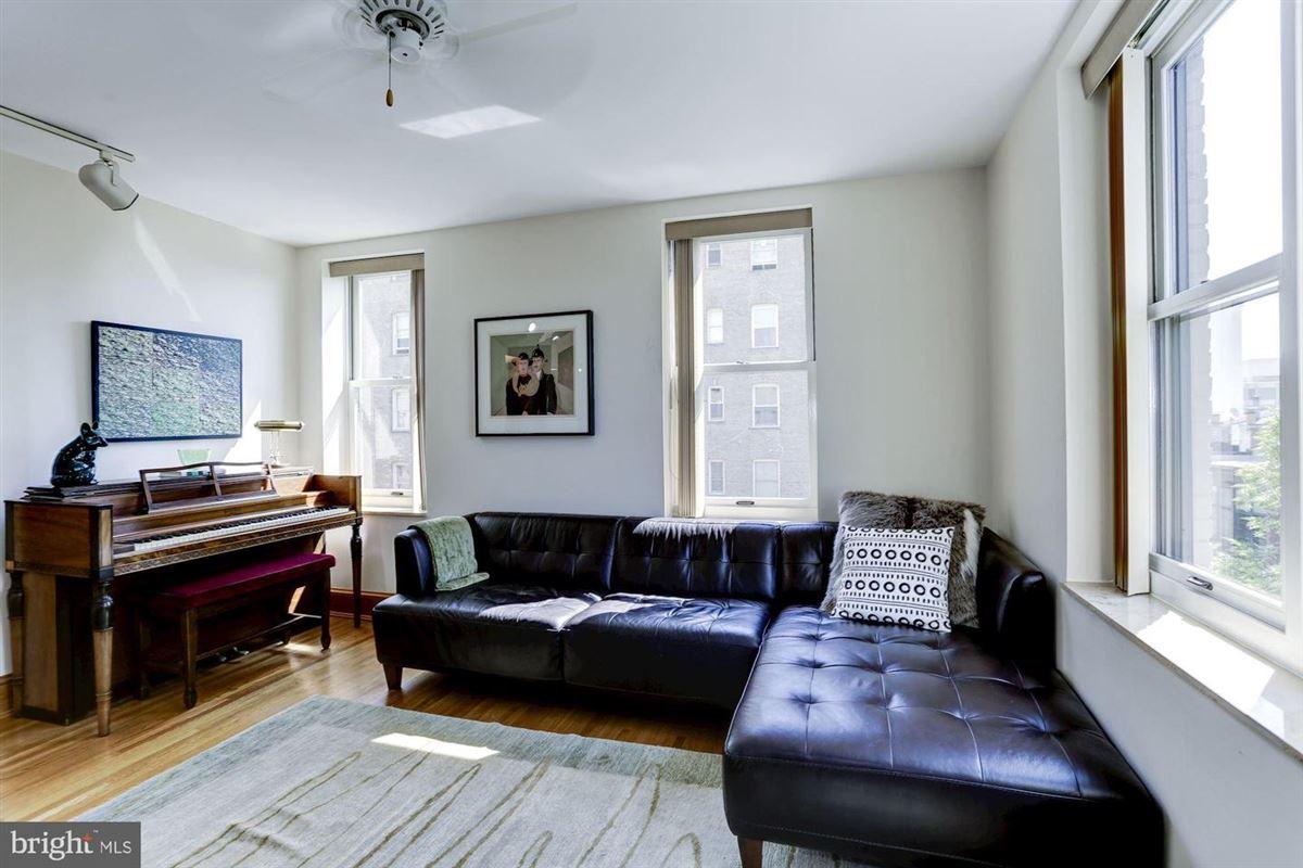 Luxury real estate coveted apartment in prestigious Kalorama
