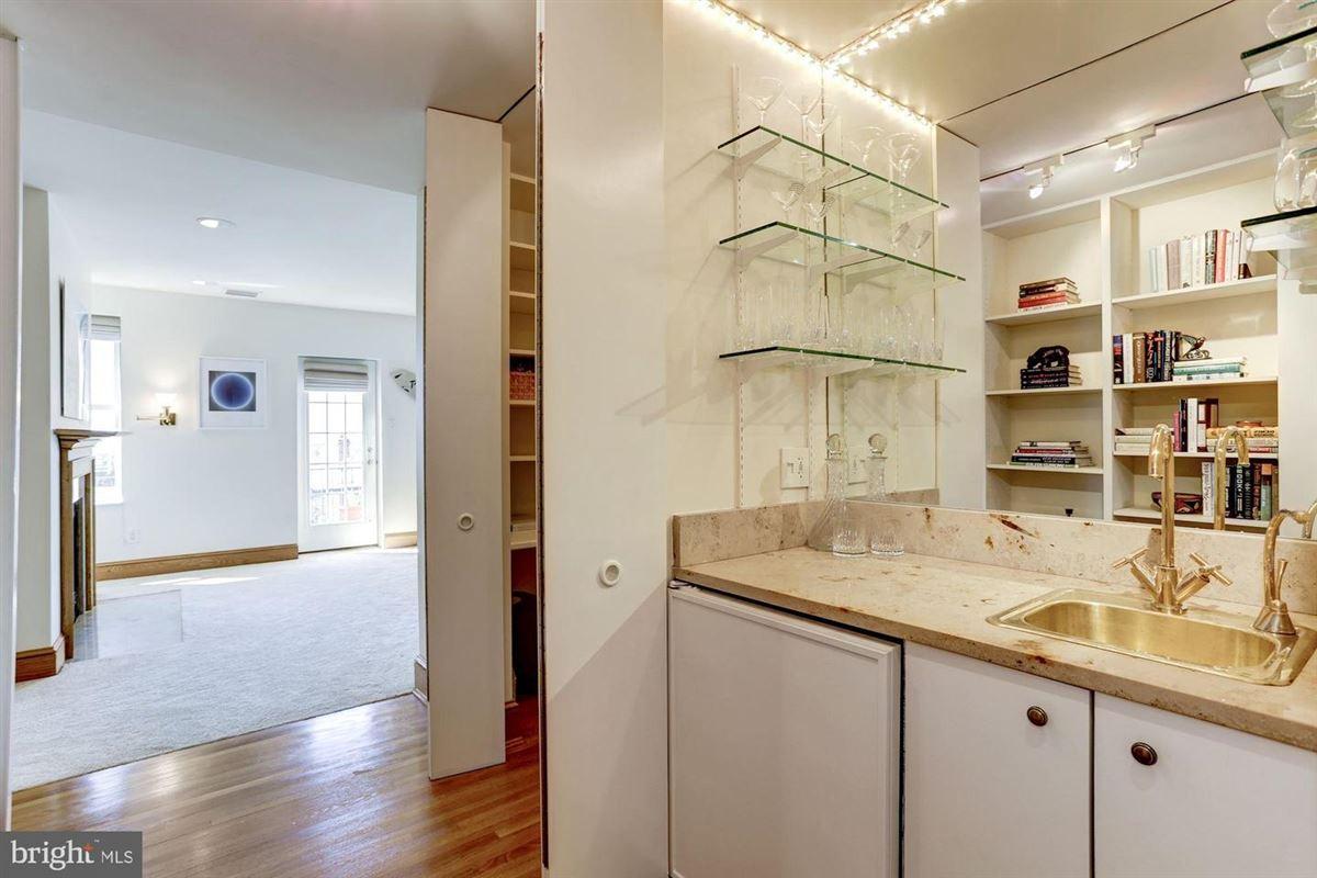 coveted apartment in prestigious Kalorama luxury real estate