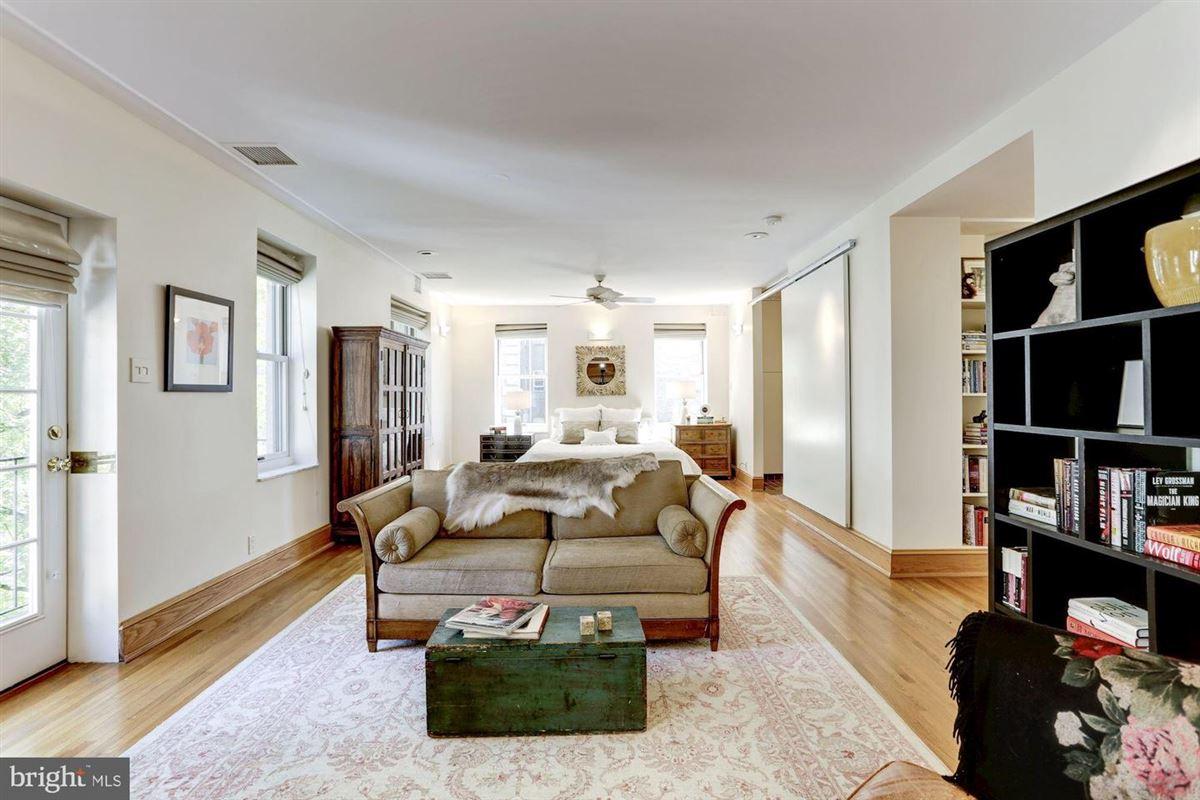 Luxury properties coveted apartment in prestigious Kalorama