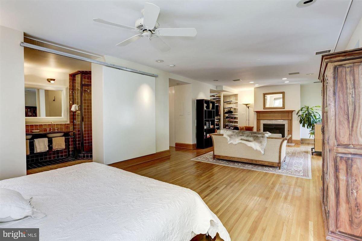 coveted apartment in prestigious Kalorama mansions