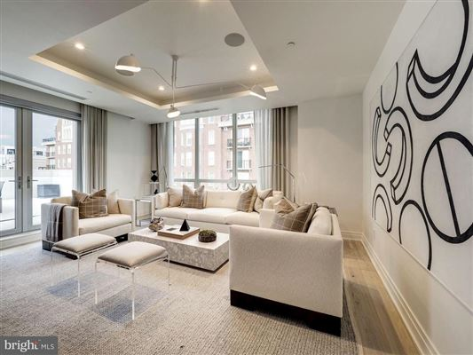 penthouse in the most luxurious Condo building  mansions