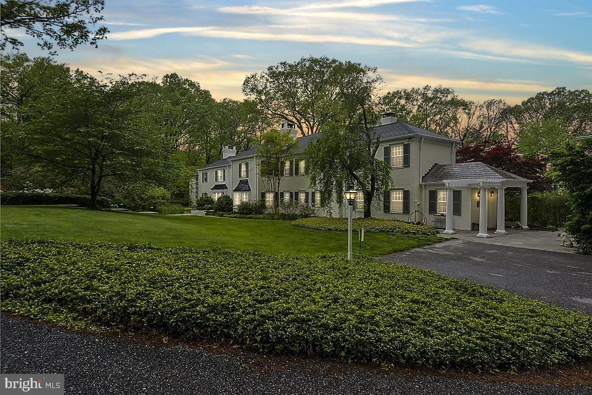 Luxury properties One of Caves Valleys most notable homes