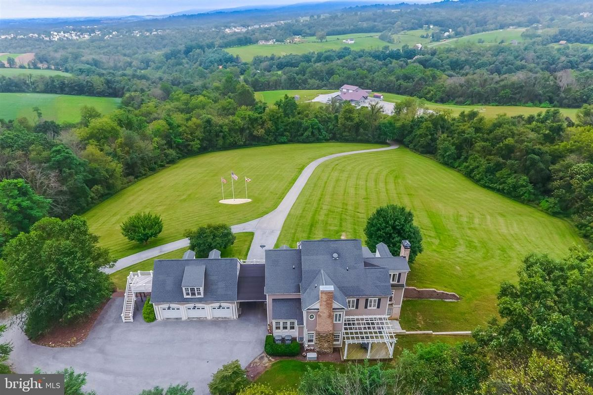 country estate beautifully sited on 41 acres  luxury homes