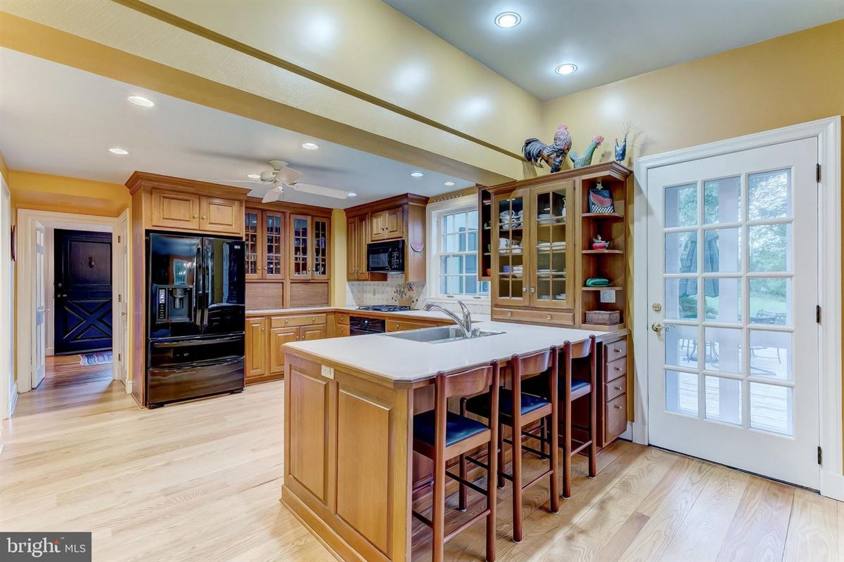 the Quintessential Ruxton traditional brick home luxury real estate