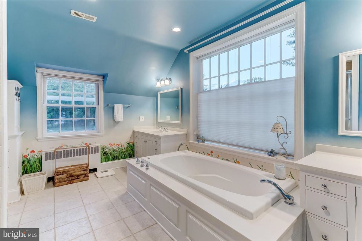 Luxury properties the Quintessential Ruxton traditional brick home