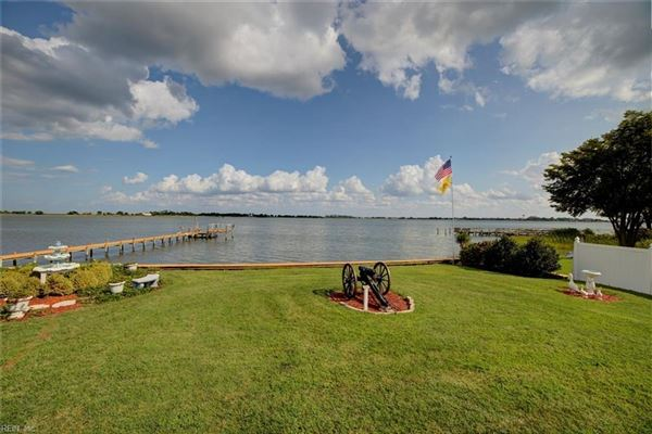 great home and waterfront views luxury properties