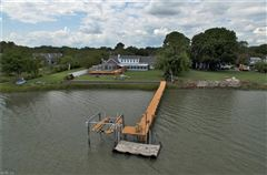 great home and waterfront views luxury real estate