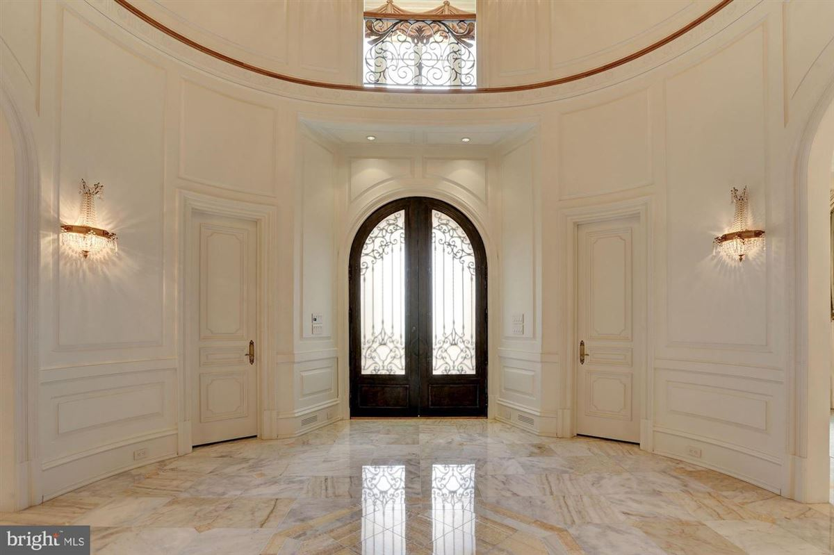 Luxury real estate chateau of captivating elegance