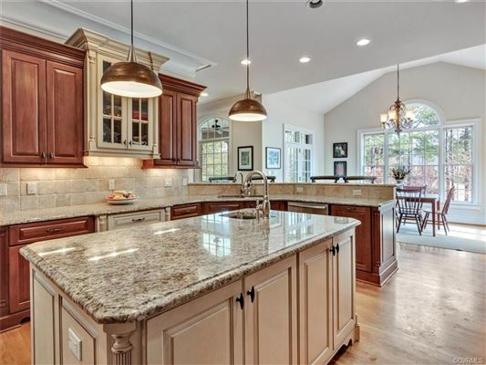 custom estate home on the golf course luxury properties