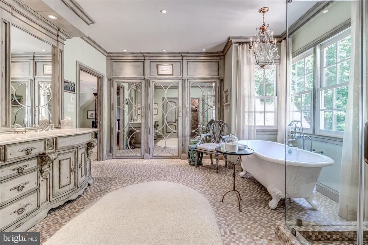 Mansions in custom home on exquisite estate lot