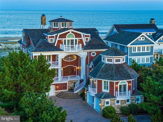 majestic Rehoboth Beach home luxury properties