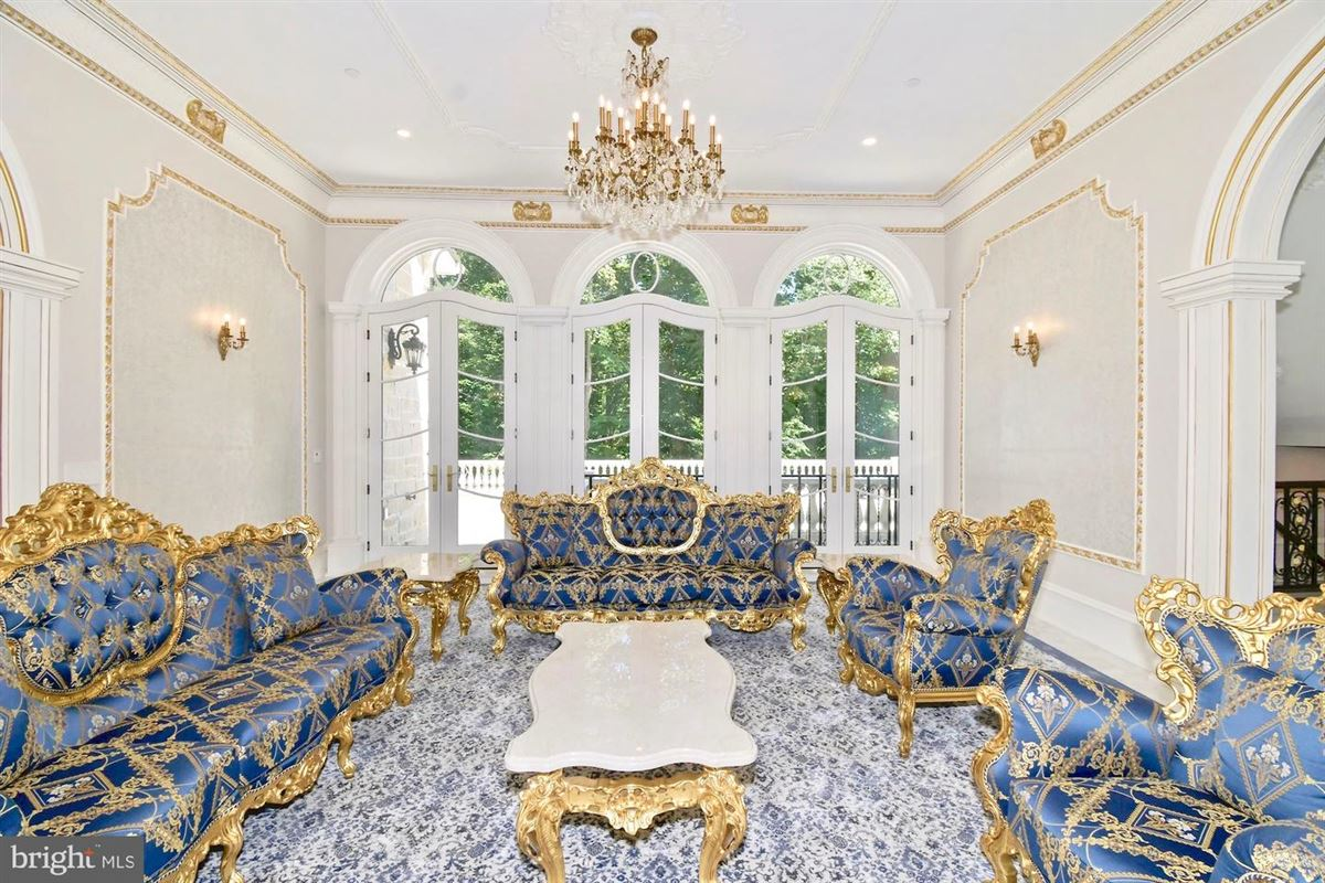 Luxury properties magnificent Beau Arts-style mansion
