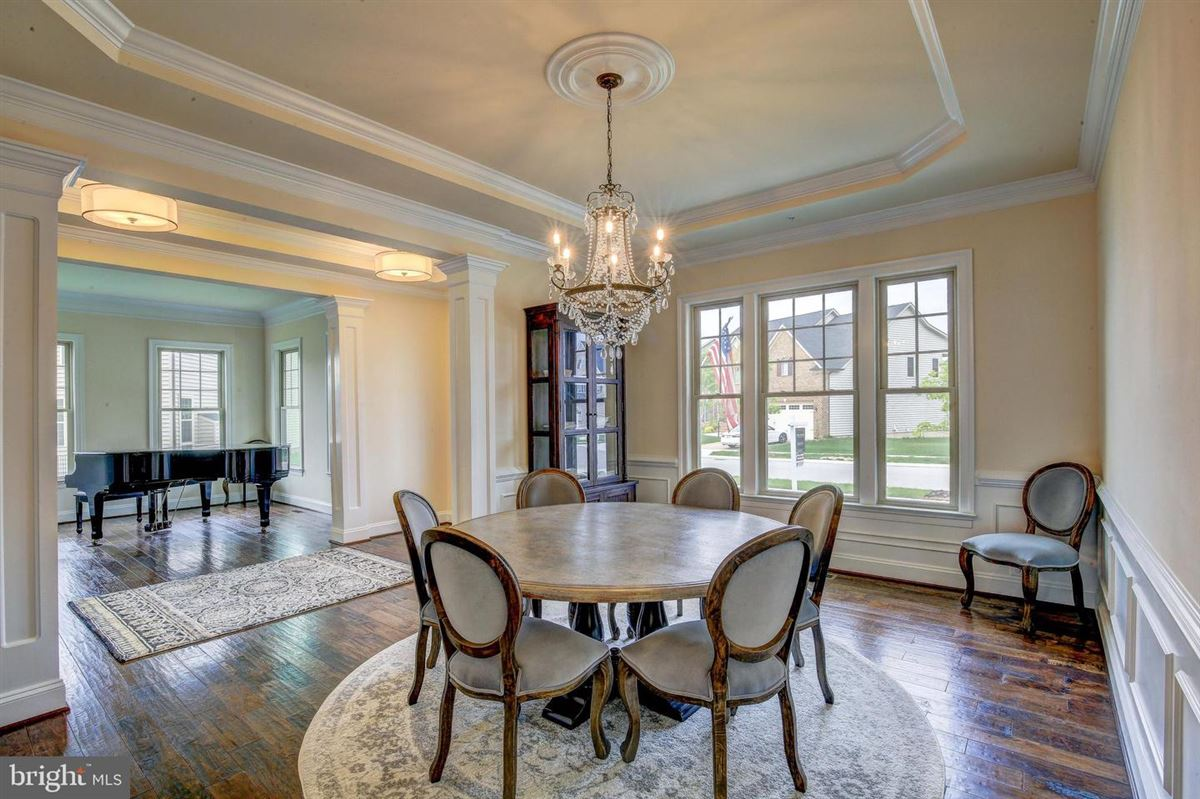 special home in Wincopia Farms luxury homes