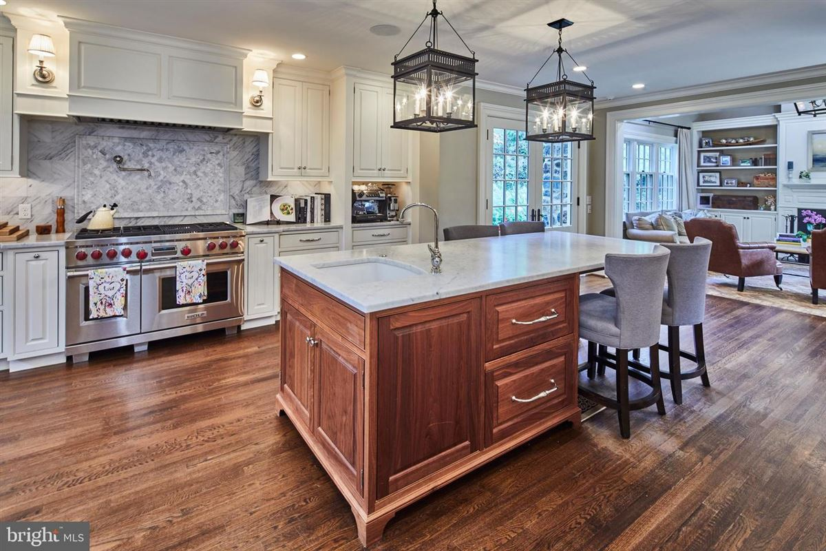 majestic stone home on a beautiful block luxury real estate