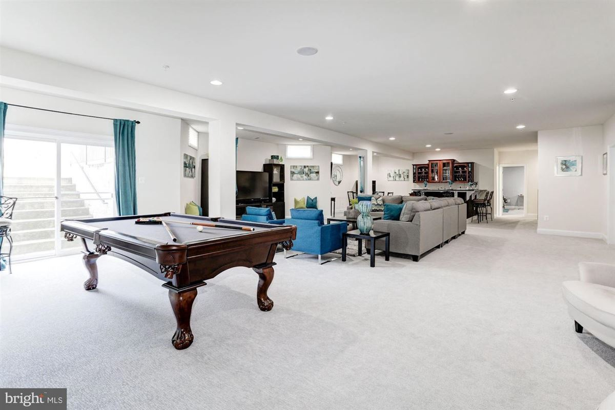 stately bowie mansion luxury homes