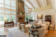 Luxury homes sprawling Nantucket-style estate