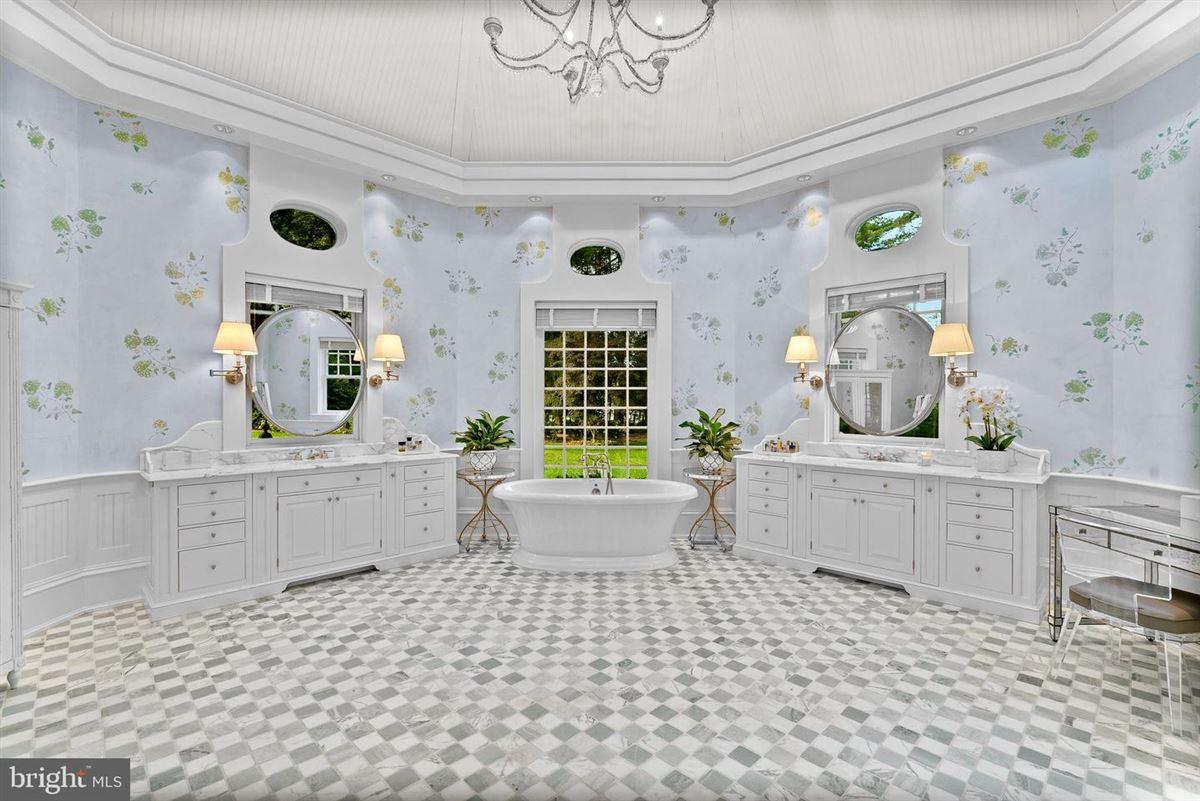sprawling Nantucket-style estate luxury properties