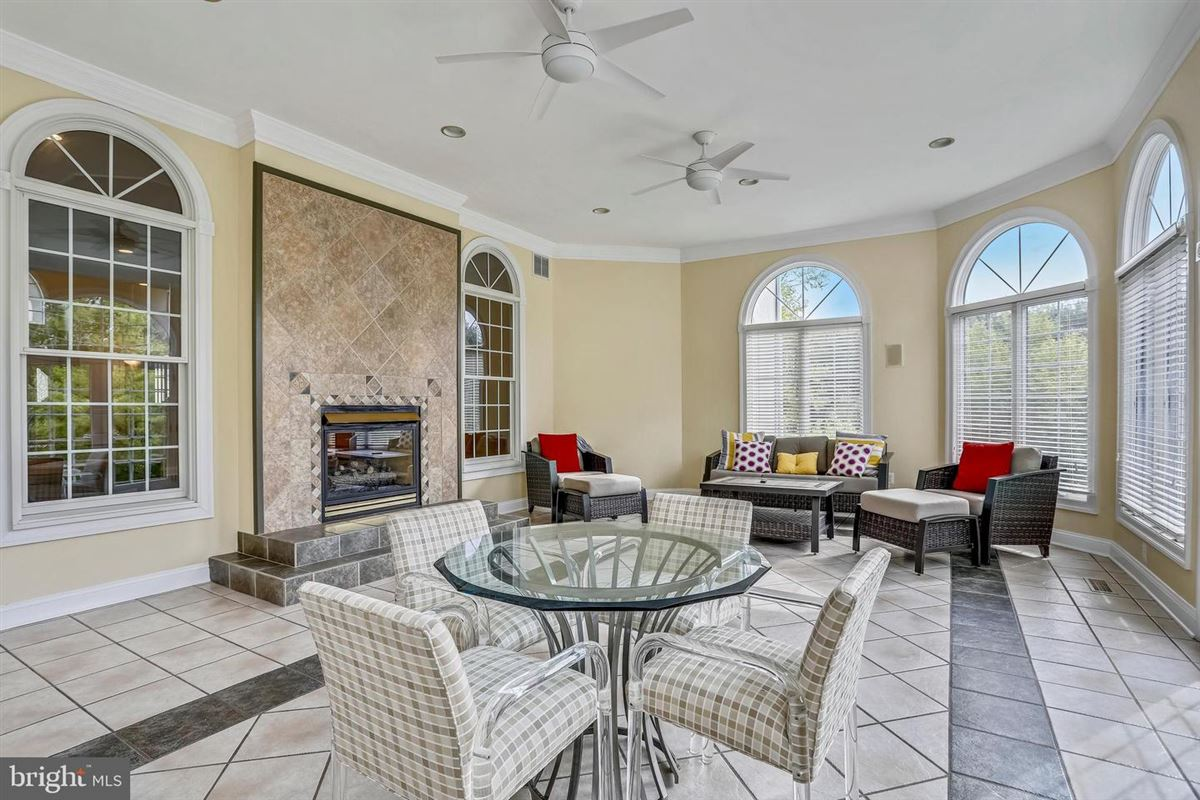 Luxury real estate upscale home with Top of the line everything