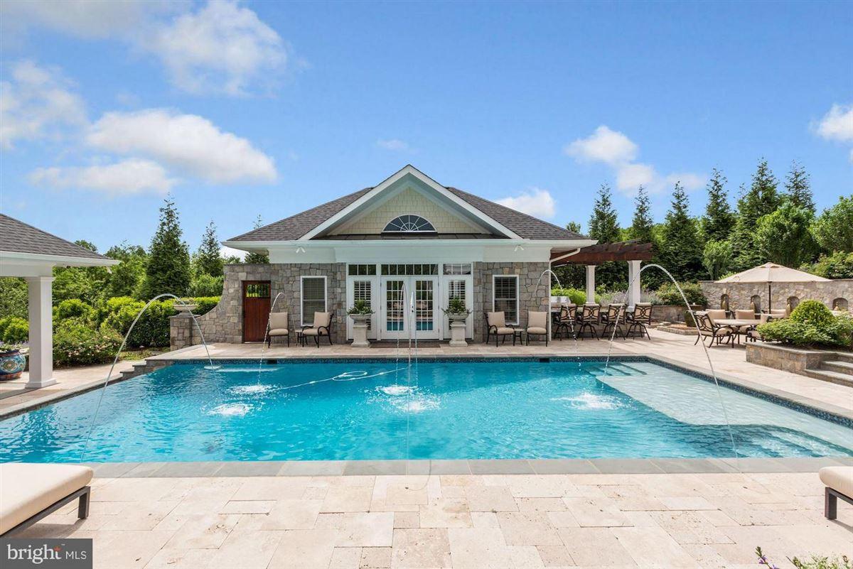 Luxury properties spectacular home on over two idyllic acres