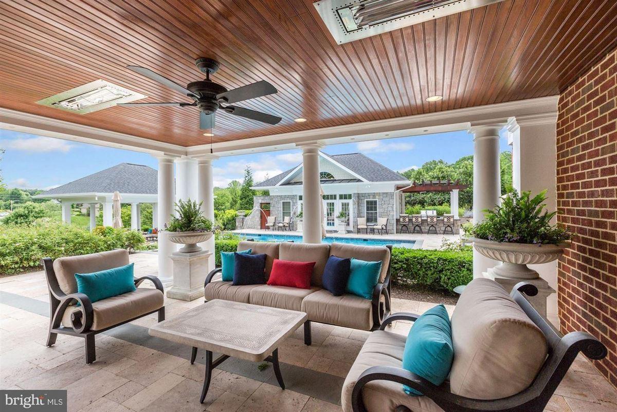 spectacular home on over two idyllic acres luxury properties