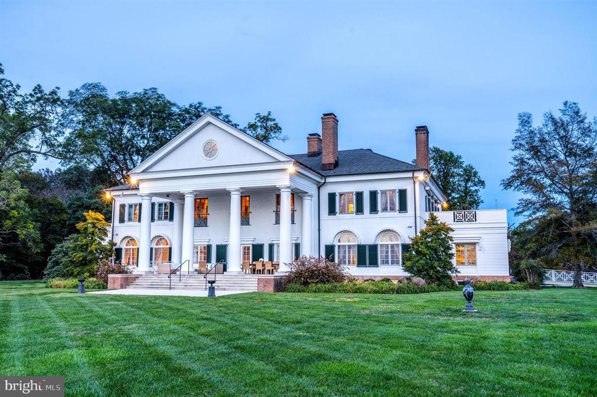 Fairview Estate mansions
