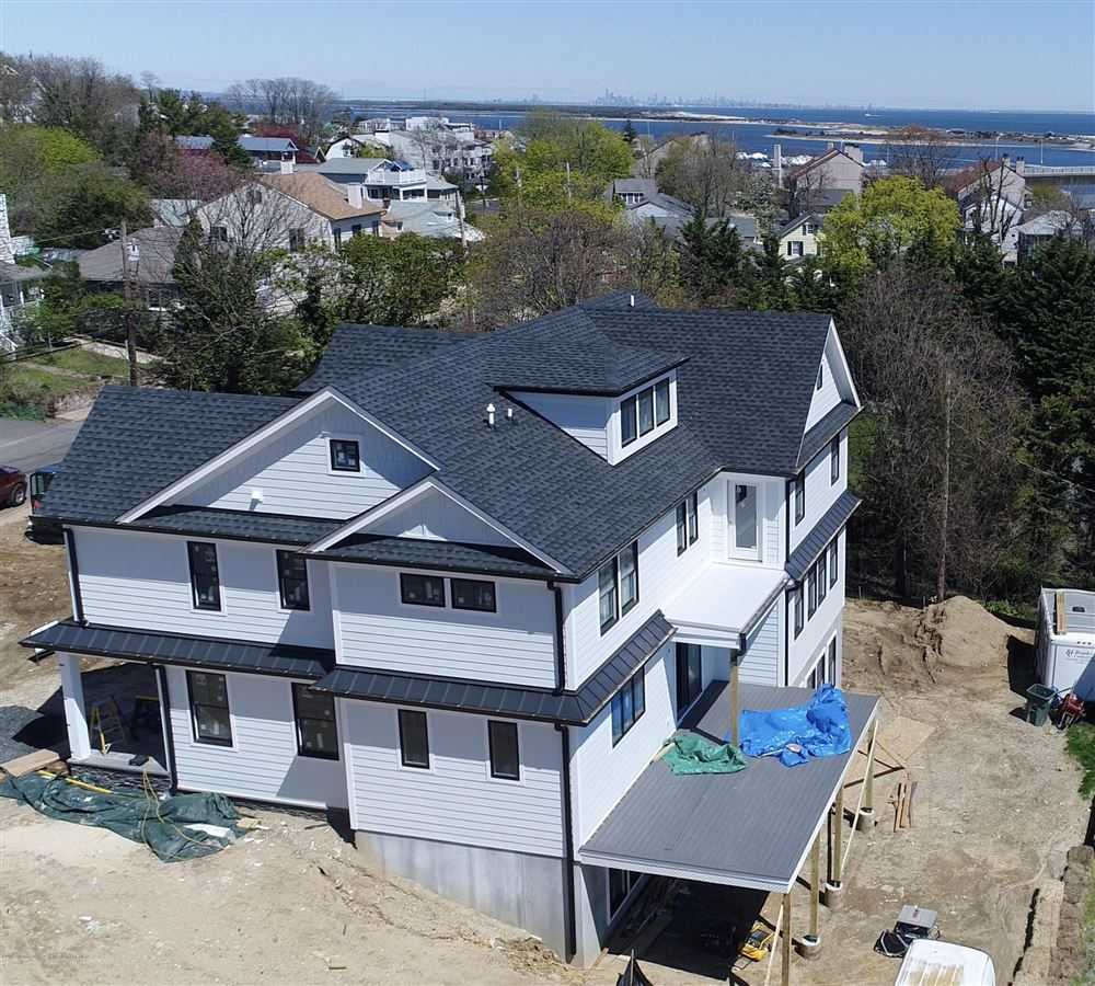 Luxury properties new construction with water views and beach access