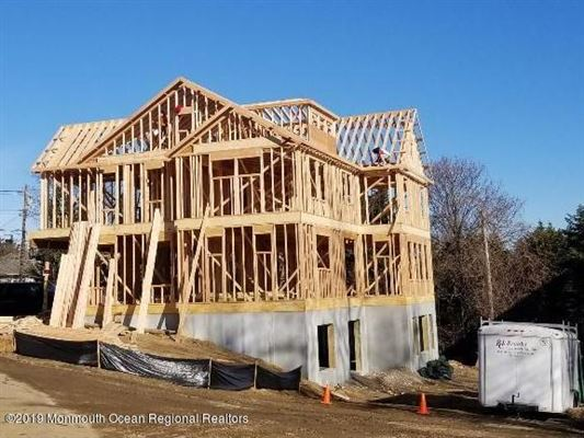 new construction with water views and beach access luxury homes
