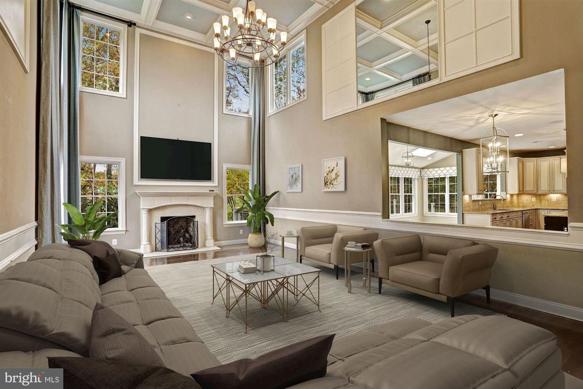 Mansions in exceptional home with upgrades inside and out