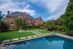 Luxury homes in stately light-filled colonial on an exquisite two acre lot