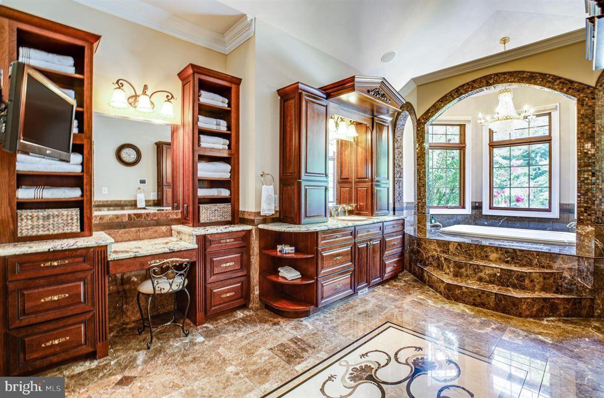 Luxury homes spacious Sardinia-inspired home